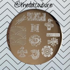 Plate Qgirl-032