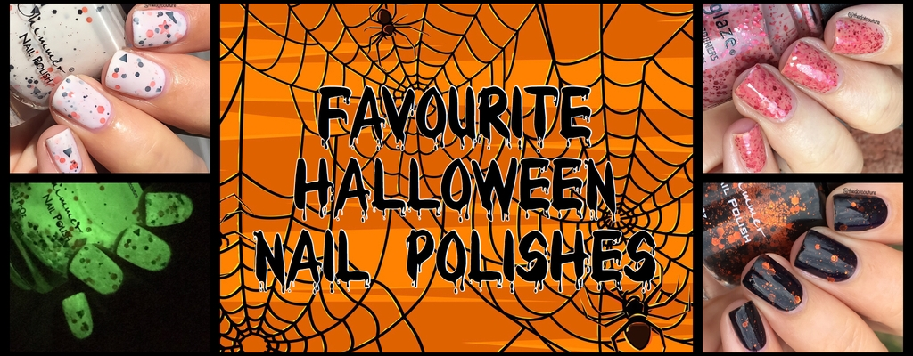thedotcouture top halloween nail polishes nail art kbshimmer picture polish sinful colors china glaze